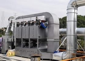 光氧是如何催化废气处理的?