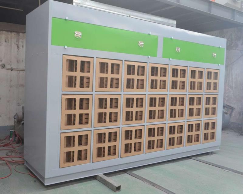 信诺达宇干式喷漆柜